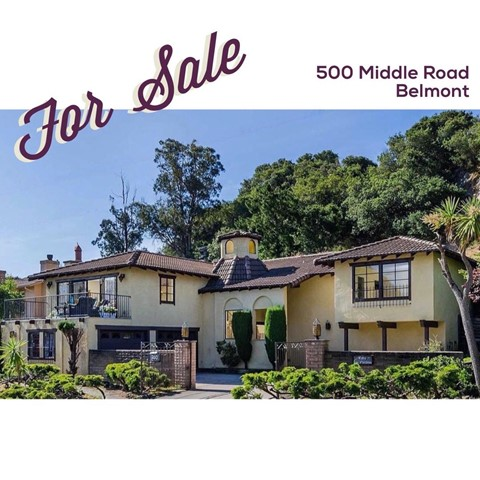 500 Middle Road, Belmont, CA 94002