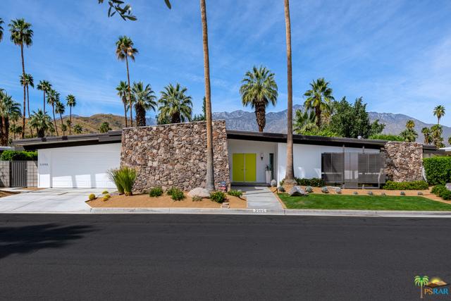 2395 S Pebble Beach Dr, Palm Springs, CA 92264