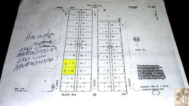 2864 Vista (Water Meter) Avenue, Salton City, CA 92275