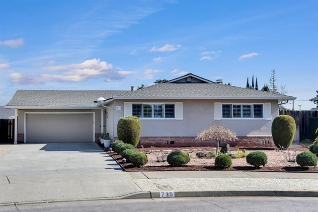 736 Durshire Way, Sunnyvale, CA 94087