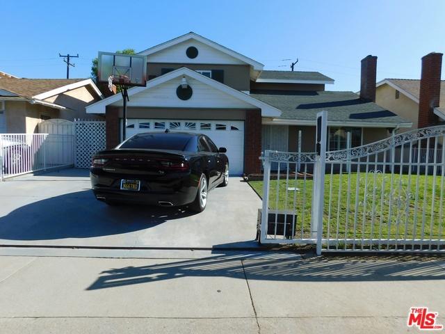 16222 HASKINS Lane, Carson, CA 90746