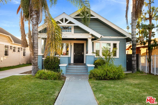 4147 S Van Ness Ave, Los Angeles, CA 90062