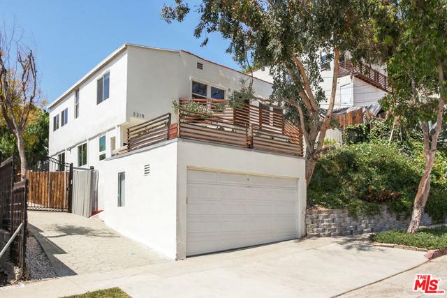 2218 Effie Street Los Angeles, CA 90026