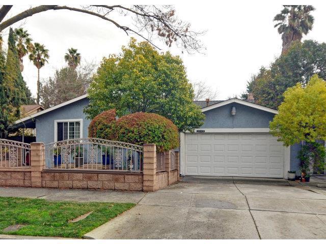1553 Clayton Road, San Jose, CA 95127