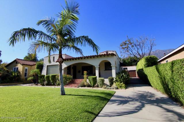 1747 Oakwood Street, Pasadena, CA 91104