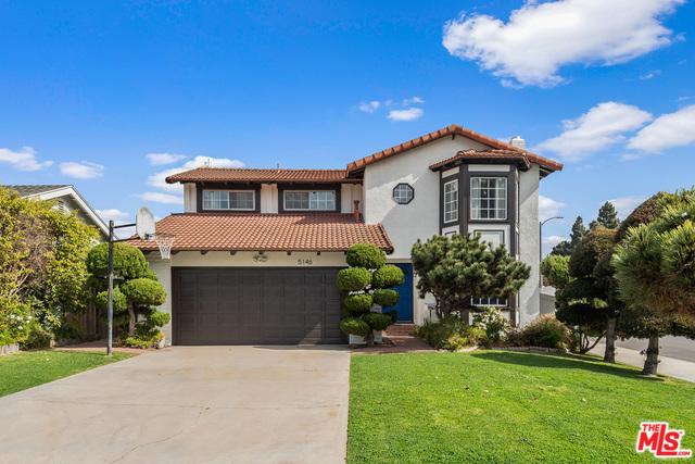 5146 LINDBLADE Drive, Culver City, CA 90230