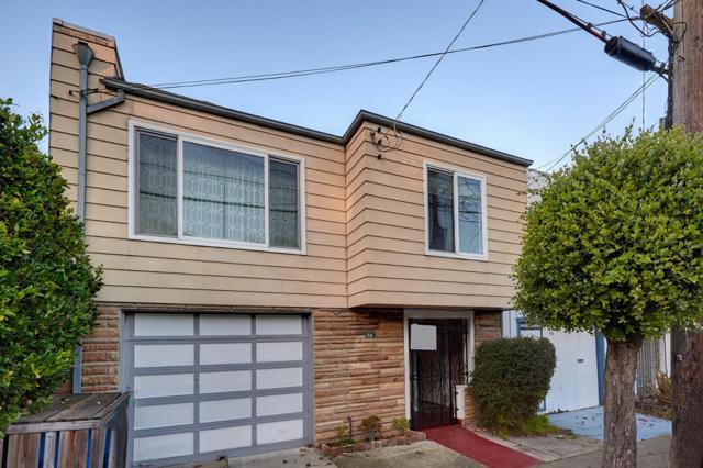 936 Olmstead Street, San Francisco, CA 94134