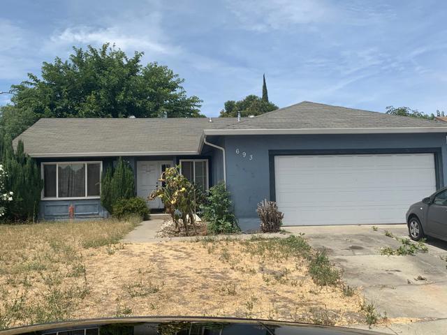 693 Faye Park Drive, San Jose, CA 95136
