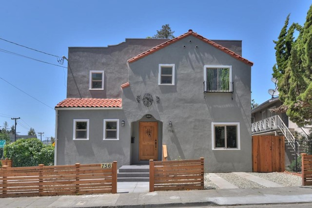 756 Barbara Road, Oakland, CA 94610