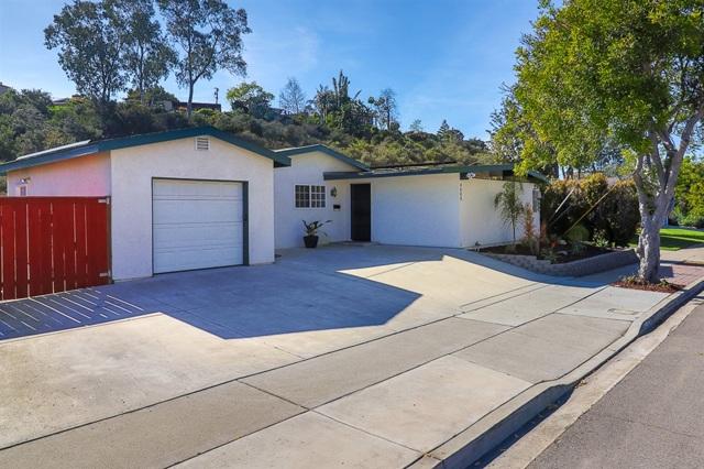 4809 Chateau Drive, San Diego, CA 92117