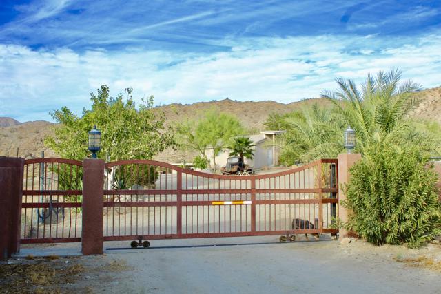 16430 Bennett Road, Desert Hot Springs, CA 92241