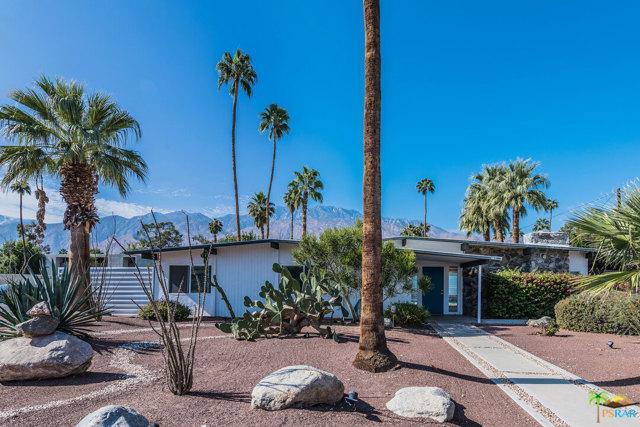 215 N Helena Circle, Palm Springs, CA 92262