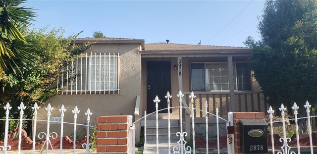 3978 Marine View Ave, San Diego, CA 92113