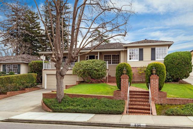 635 Columbia Drive, San Mateo, CA 94402