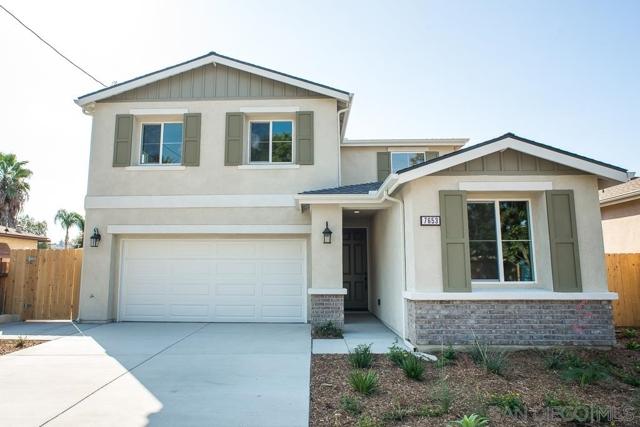 7653 Homewood Pl, La Mesa, CA 91942