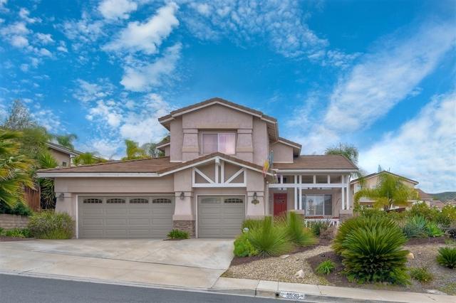 9936 Black Hills Lane, Santee, CA 92071
