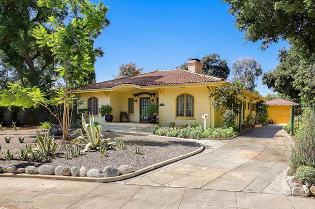 1377 Palm Terrace, Pasadena, CA 91104
