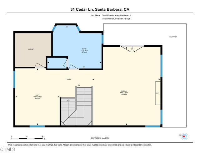 39. 31 Cedar Lane Santa Barbara, CA 93108