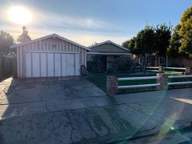 1521 Mount Diablo Drive, San Jose, CA 95127