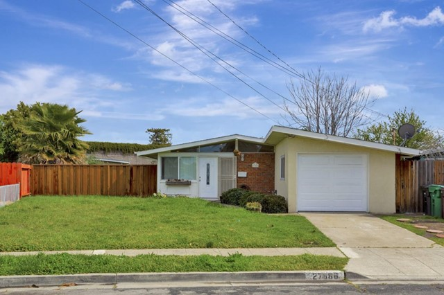 27886 Orlando Avenue, Hayward, CA 94545
