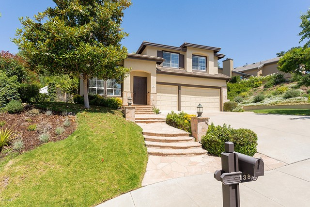 1387 Oakridge Court, Thousand Oaks, CA 91362