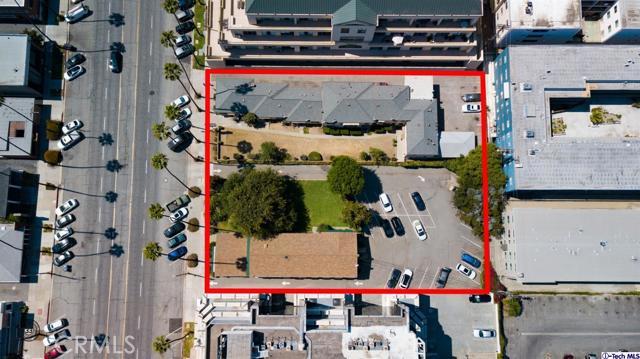 Listing Details for 1131 Brand Boulevard, Glendale, CA 91202