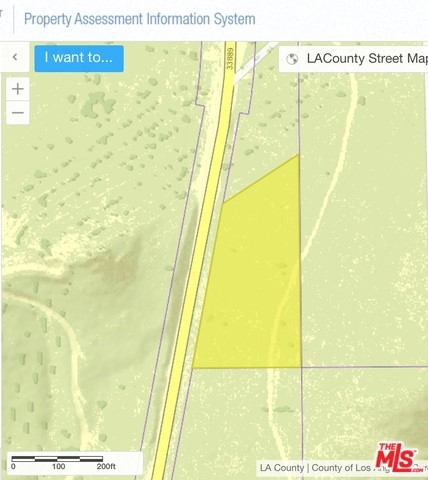 33540 Vac/Angeles Forest Hwy/V Dr, Acton, CA 93510 Photo 2