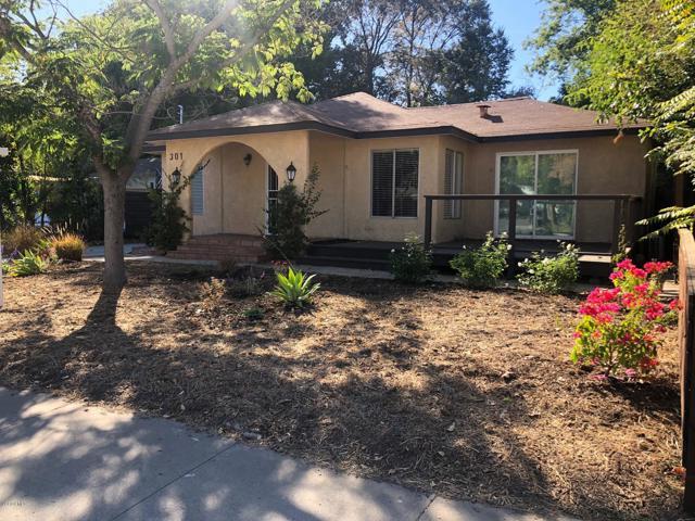 301 Park Road, Ojai, CA 93023