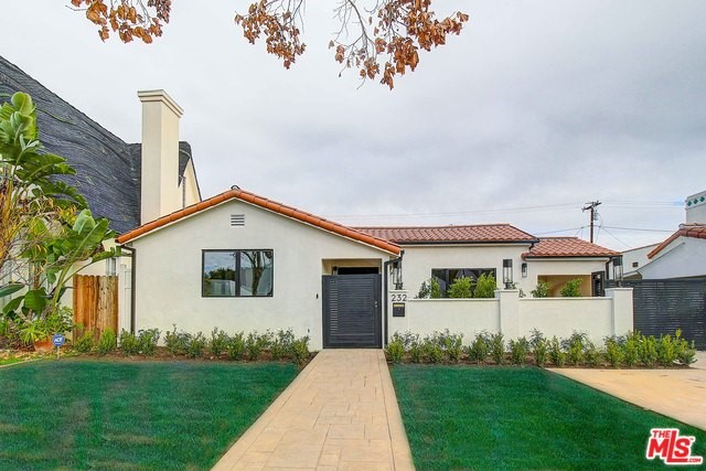 232 S CANON Drive, Beverly Hills, CA 90212