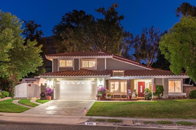 2902 Chippewa Avenue, Simi Valley, CA 93063