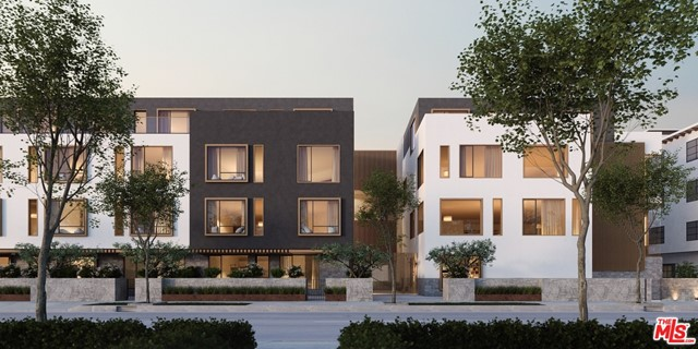 7. 724 N Croft Avenue #106 Los Angeles, CA 90069