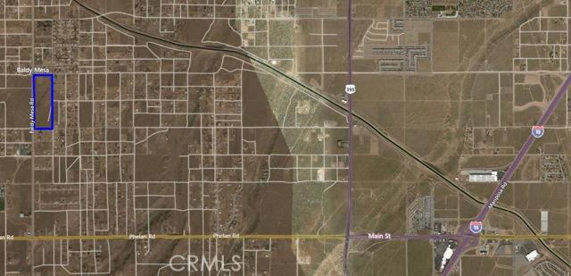 0 Baldy Mesa Road, Victorville, CA 92392