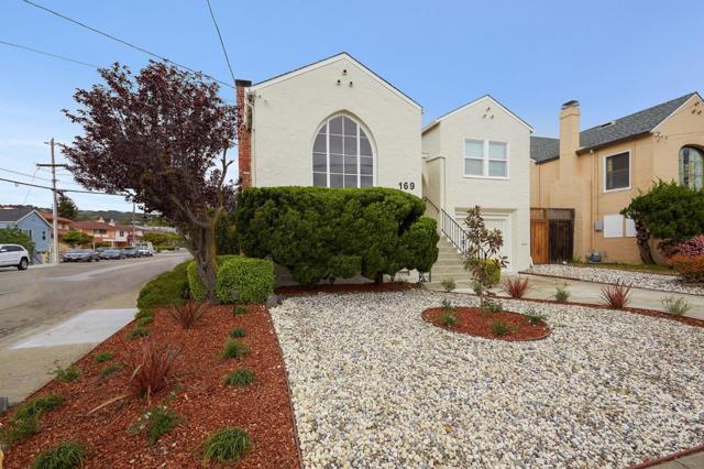 169 Poplar Avenue, Millbrae, CA 94030