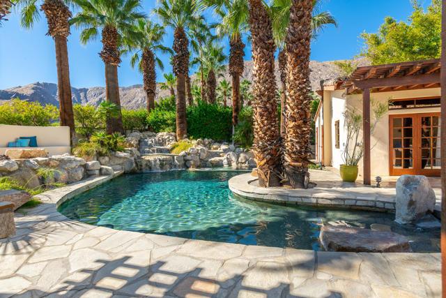 431 Monte Vista Drive, Palm Springs, CA 92262