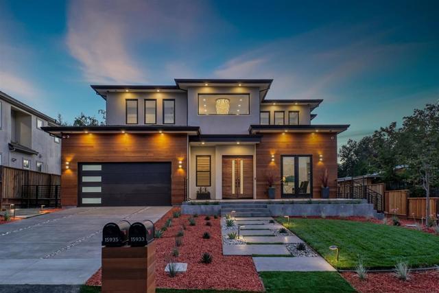 15933 Linda Avenue, Los Gatos, CA 95032
