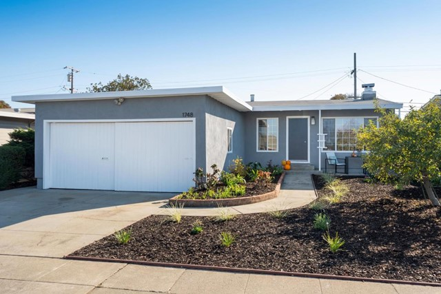 1748 Hemlock Avenue, San Mateo, CA 94401