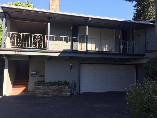 837 Live Oak Avenue, Menlo Park, CA 94025