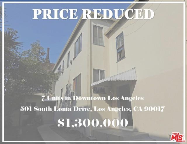 501 Loma Drive, Los Angeles, CA 90017