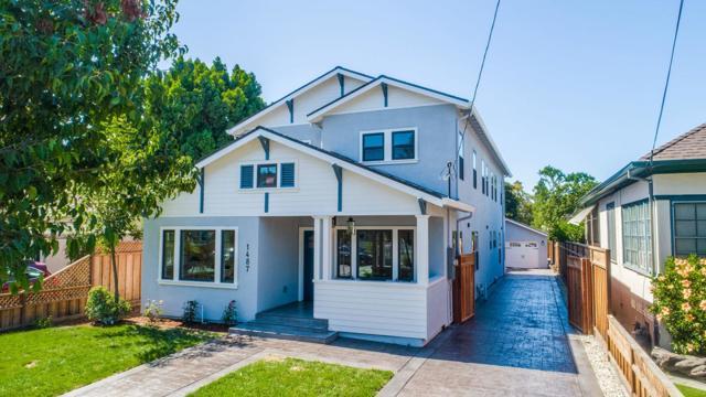1487 Martin Avenue, San Jose, CA 95126