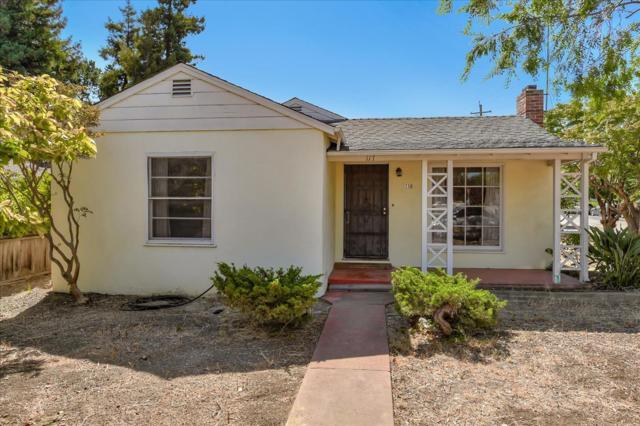 117 Carmelita Drive, Mountain View, CA 94040