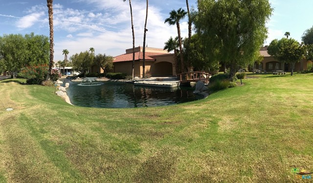 clubhouse and desert living