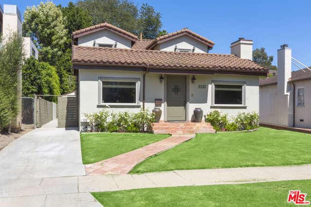 2222 PATRICIA Avenue, Los Angeles, CA 90064