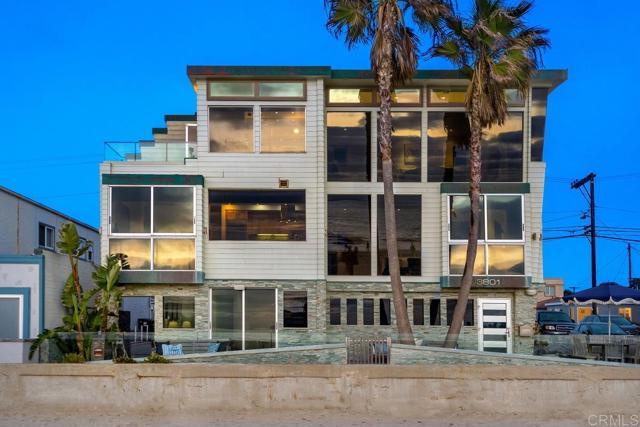 3801 Ocean Front Walk, San Diego, CA 92109