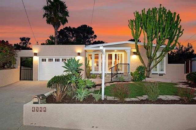 4944 Lillian Street, San Diego, CA 92110