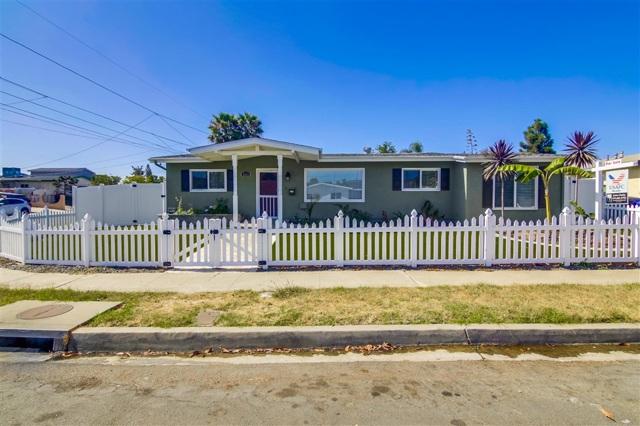 5315 Kesling, San Diego, CA 92117