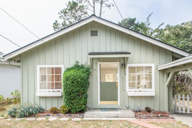 816 Walnut Street, Pacific Grove, CA 93950