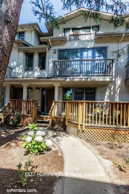 1537 Hummingbird Place, San Jose, CA 95129