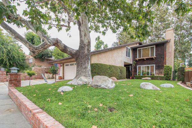 3305 Park Vista Drive, La Crescenta, CA 91214