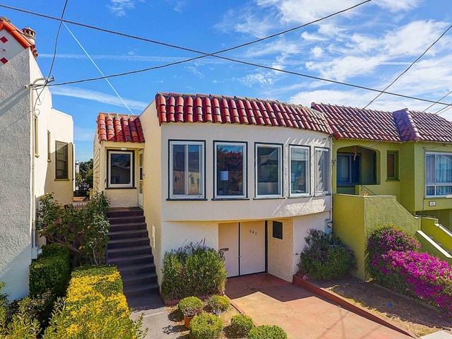660 Easton Avenue, San Bruno, CA 94066