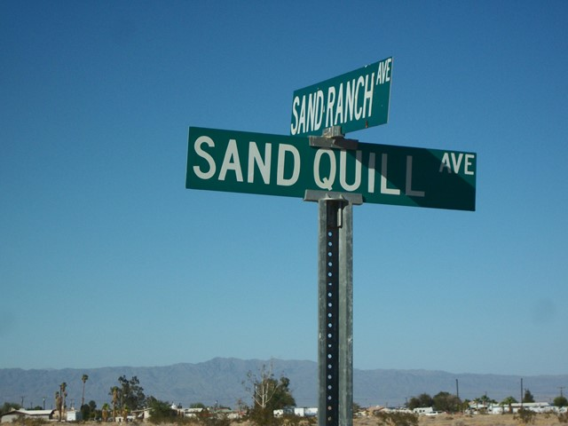 2284 Sand Quill Avenue, Salton City, CA 92275